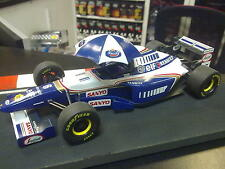 Williams Renault FW17 1995 1:18 #6 David Coulthard (met parasol)