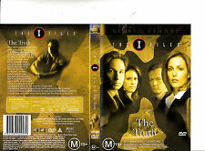 The X Files:The Truth:Series Final-1993/2002-TV Series USA-DVD