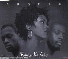 FUGEES (REFUGEE CAMP) - Killing Me Softly (UK 4 Tk CD Single)