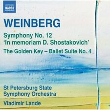 St Petersburg State Symphony O - We (2014, CD NEUF) ST Petersburg State Symphony