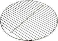 "Grill Cooking Grate Steel Grid Heavy Duty Fire Part BBQ 13.7"" Round"