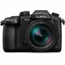 Panasonic Lumix DC-GH5 Mirrorless Digital Camera Kit with 12-60mm Lens DC-GH5LK