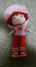 Strawberry Shortcake Poseable Bendable Plush Stuffed Doll Toy FUN 4 ALL brand