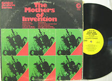 "THE MOTHERS OF INVENTION ""SAME"" (FRANK ZAPPA) lp USA promo Golden Archive mint"