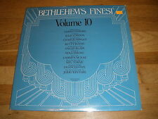 BETHLEHEM'S FINEST volume 10 LP Record - Sealed