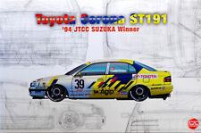 Toyota Corona ST191 '94 JTCC Suzuka Winner 1:24 Model Kit Platz nunu PN24020
