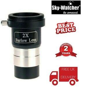 SkyWatcher 1.25 Inch 2x Deluxe Double Barlow Lens 20364 (UK Stock)