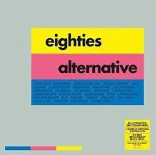 EIGHTIES ALTERNATIVE  2 VINYL LP NEU