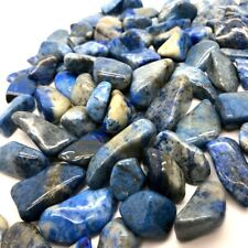 Lapis Lazuli Semi-precious 8mm-13mm Tiny Stone X3 Natural Gemstones Afghanistan