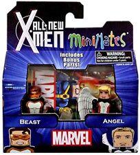 """Todos los nuevos X-MEN MARVEL Minimates """"Bestia & Ángel"""" (Diamante)"""