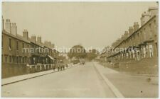 Sheffield, Bellhouse Road Shiregreen Real Photo Postcard, C027