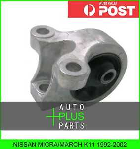 Fits NISSAN MICRA/MARCH K11 1992-2002 - Right Hand Rh Engine Mount Rubber
