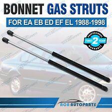 FITS FORD FALCON BONNET GAS STRUTS Suit EA EB ED EF EL 88-98 OEM QUALITY (PAIR)