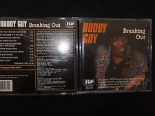 CD BUDDY GUY / BREAKING OUT /