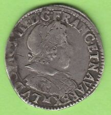 France 1/2 Franc 1628 M Toulouse RARE VERY NICE nswleipzig