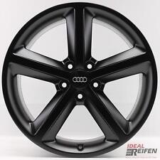 4 Original Audi A4 S4 8K B8 18 Zoll Felgen 8K0601025Q 8K0601025CK 8x18 ET47 SSM