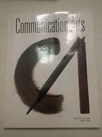 001 COMMUNICATION ARTS 1999 Mag Ascensios Alicino Leanhardt BDA Annual Awards