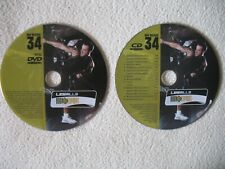 Les Mills Body Combat Release 34 DVD and Music CD Only