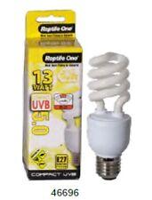 Reptile One R1-46696 Lamp Compact 13W UVB 5.0% E27 Screw - Reptiles & Amphibians