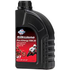 Silkolene PRO 4 Energy 10W-30 Fully Synthetic 4T Engine Oil - 1 Litre