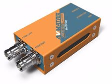 AVMatrix Mini SC1221 HDMI to Dual 3G-SDI Pocket-Size Broadcast Converter
