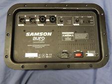 Samson Auro D1200, D1800 Amplifier Flat Rate Repair Service!