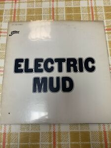 Muddy Waters Electric Mud Vinyl Excellent Copy
