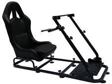 FK Automotive Sedile Postazione di Gioco per PC e Consolle - Nero (KRSE14901)