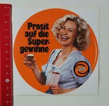 ADESIVI/Sticker: TOTO LOTTO-prosit sui profitti SUPER (23021755)