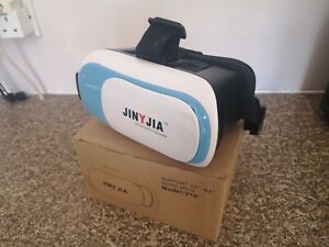 """Jiny Jia Virtual Reality Glasses, model V10 for phones from 3. 5"""" to 6. 0"""""""