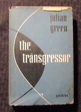 1957 THE TRANSGRESSOR by Julian Green HC/DJ VG-/GD 1st Pantheon