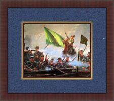 Mort Kunstler Civil War Rebel Sons of Erin CUSTOM FRAMED FREE SHIP