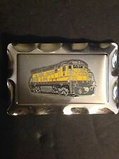 Union Pacific Belt Buckle Union Pacific 2500 Silver Buckle