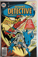 Detective Comics (1937) #466 in 9.0 Very Fine/Near Mint