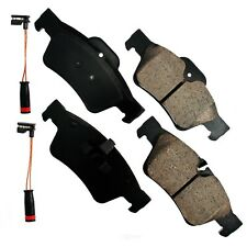 Disc Brake Pad Set-Euro Ultra Premium Ceramic Pads Rear Akebono EUR1122