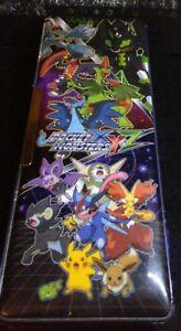 Pen case Pocket Monsters XY & Z Japan import