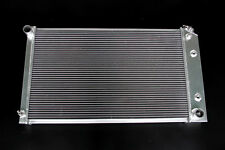 POLISHED FIT 1973 74 75-80 GMC/CHEVY C/K Series Truck 3 ROWS ALUMINUM RADIATOR