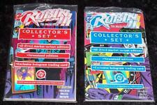 Robin II 1 & 2 Collector Sets UNOPENED MINT with Hologram Trading Cards
