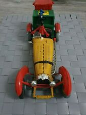 Burago Bugatti type 59 1934 AUTO DI PIPPO - GOOFY CAR #1/18 WALT DISNEY