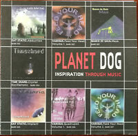 Planet Dog Mailing List Sign-up Promotional Card 1990's