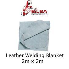 Leather Welding Blanket - 2m x 2m