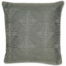 Laundry by Shelli Segal Textura European Pillow Sham in Grey