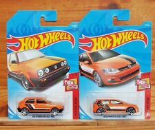 Hot Wheels 2018 THEN AND NOW VOLKSWAGEN GOLF MK2 & MK7 (A+/A)