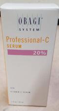 New in Box Obagi Professional C-20% Vitamin C Serum 1 oz 30ml - FAST SHIPPING !