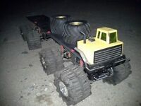 Tamiya Clodbuster Massive 8x8 Aluminum Chassis