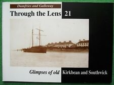 Book of Old Photos & Postcards Dumfries Galloway Glimpses of Kirkbean Southwick
