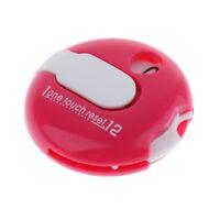 Pink Golf Stroke Counter Scorer Tool 12 Shots Score - Attach to Glove