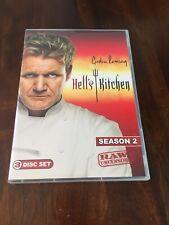 Hell's Kitchen Season 2 Dvd