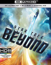 STAR TREK BEYOND USED - VERY GOOD DVD