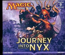 MTG MAGIC 1 FAT PACK JOURNEY INTO NYX ANGLAIS